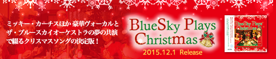 BlueSky Plays Christmas